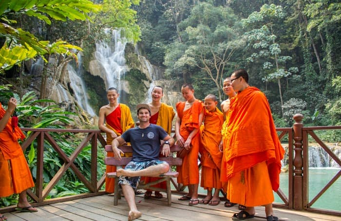 Brokenlimitz Luang Prabang, how to become a digital nomad, becoming a digital nomad