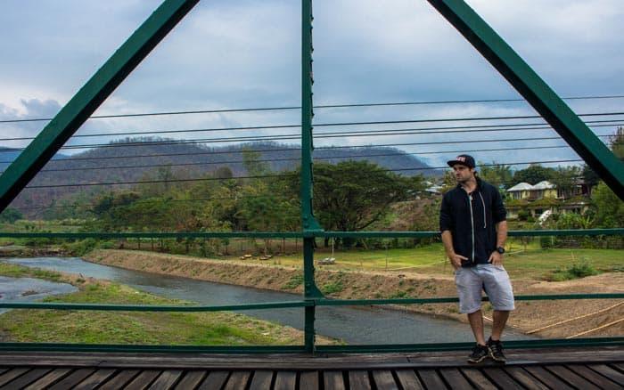 Things to do in Pai Bridge Selfie