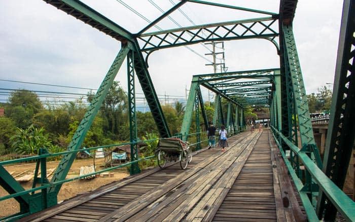 Things to do in Pai Memorial Bridge