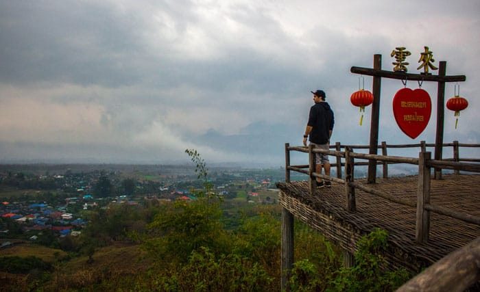 Things to do in Pai Look out point
