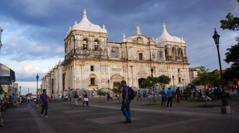 Places to visit in Nicaragua Leon