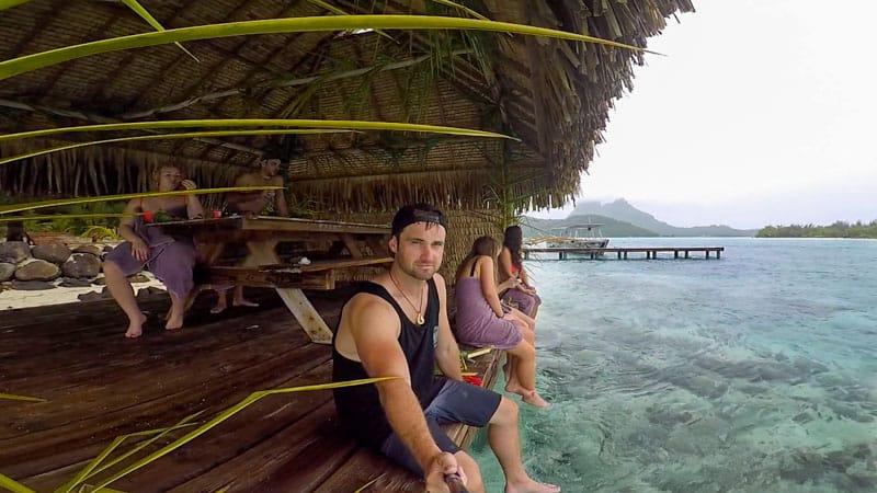 Bora Bora French Polynesia Snorkeling