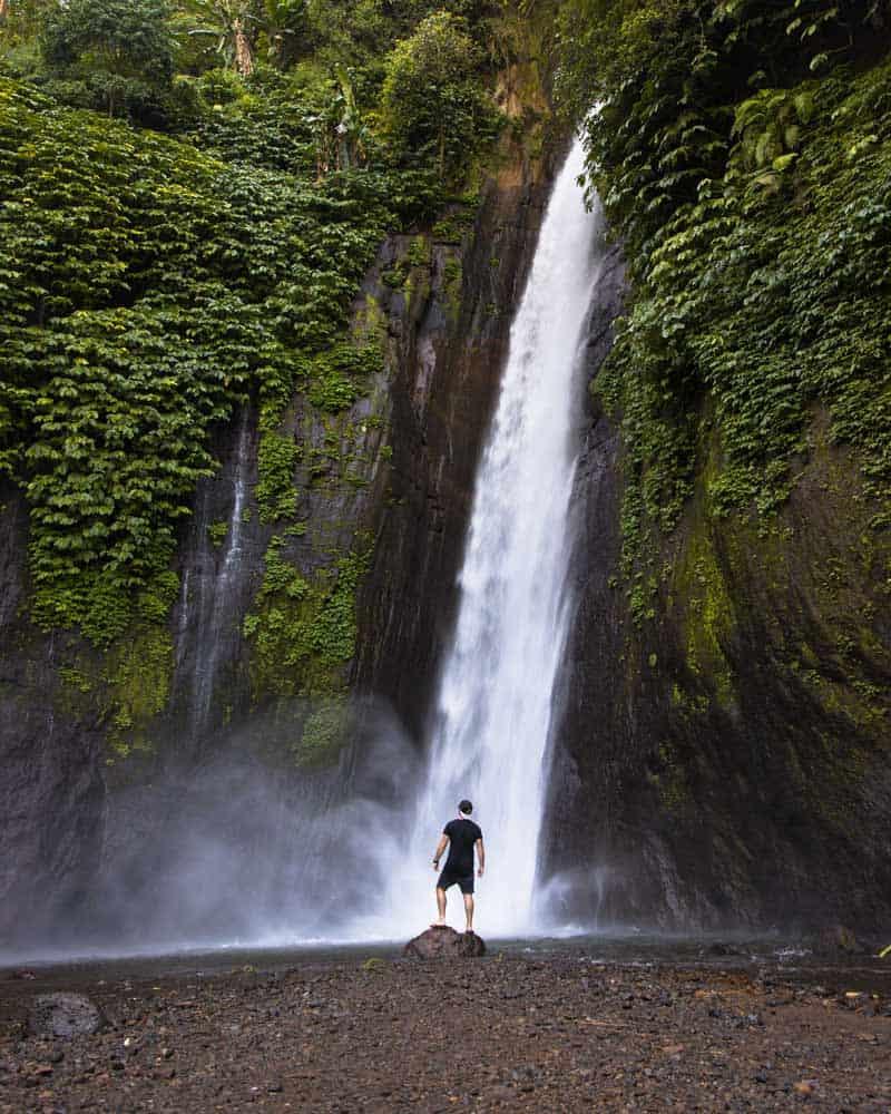 things to do in bali, munduk waterfalls, twin waterfalls, things to do in bali indonesia, bali indonesia wateraflls