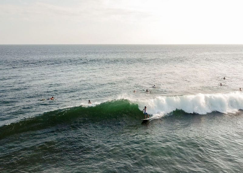 top things to do in bali, surfing at echo beach bali, surfing in bali indonesia