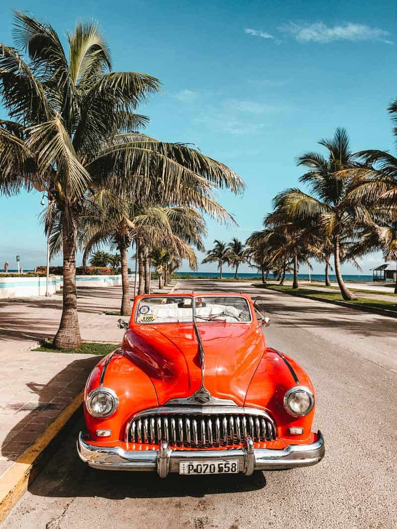 havana cuba roads