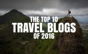 Top 10 Travel Blogs of 2016