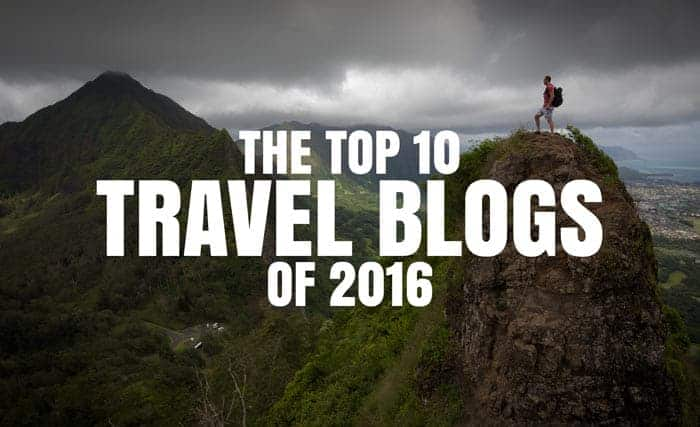 Top 10 travel blogs to follow in 2016