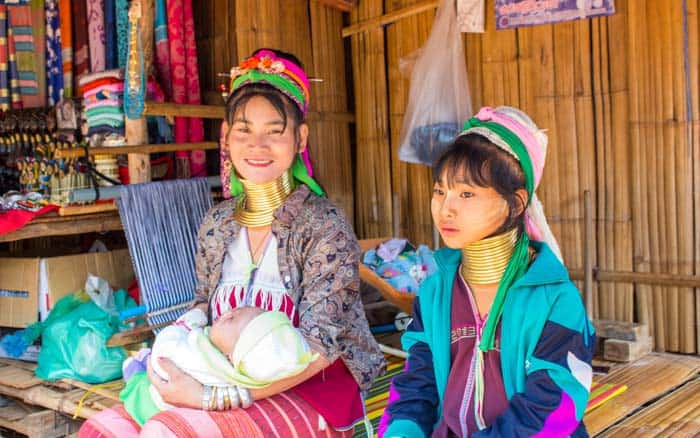 Chiang Rai things to do - Akha Village
