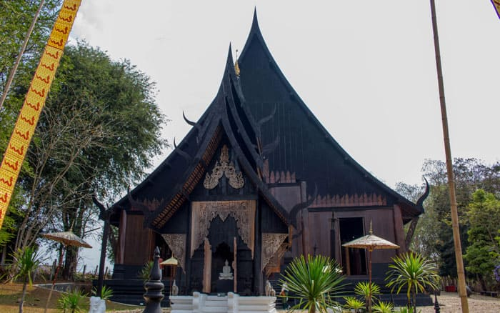 Chiang Mai things to do - Black House