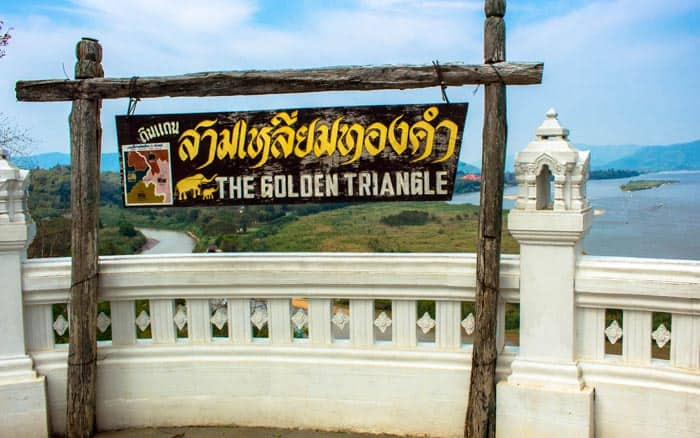 Chiang Rai things to do - Golden Triangle