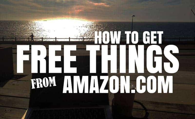How to get things from Amazon (No Joke)