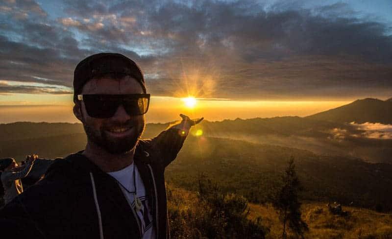 Trekking Mt Batur Volcano Bali, Indonesia – Sunrise Trek