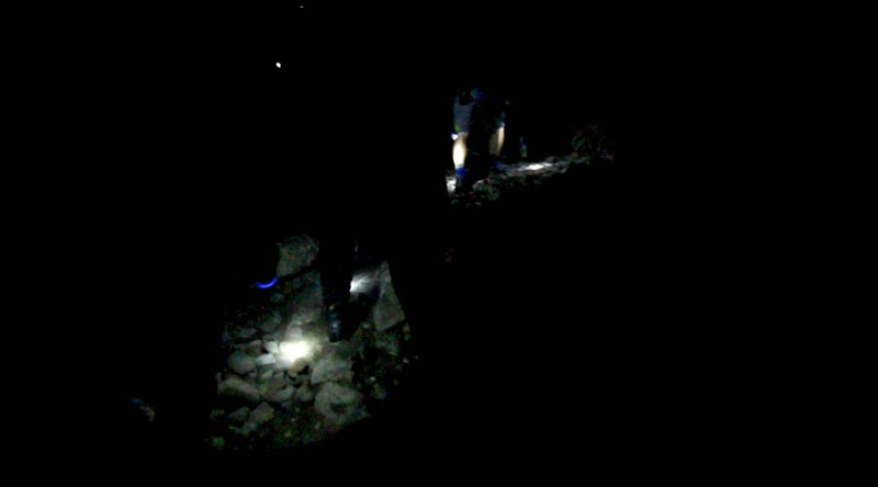 Mt Batur Volcano Darkness Trekking