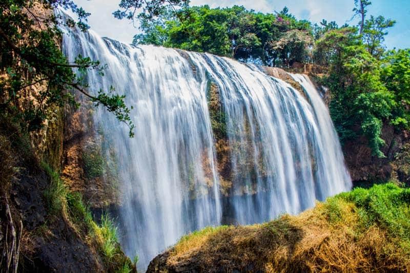 Vietnam Elephant Falls
