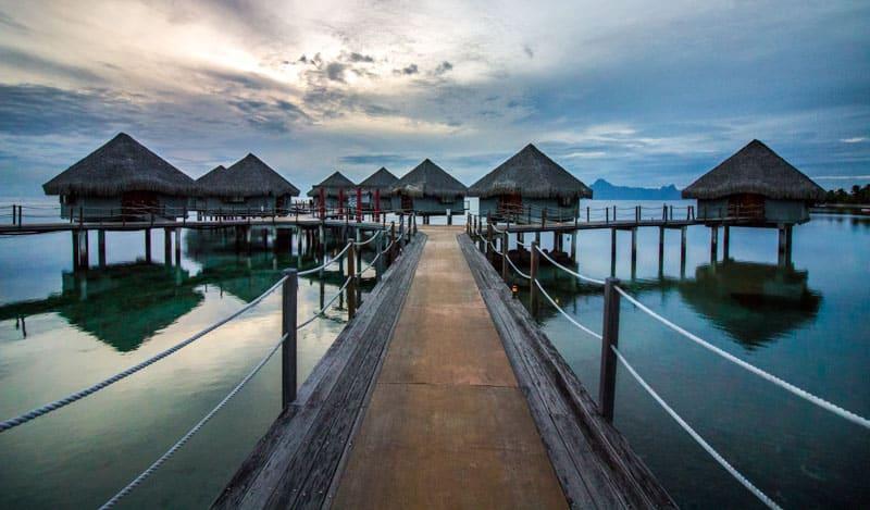 Le Meridien Hotel Tahiti