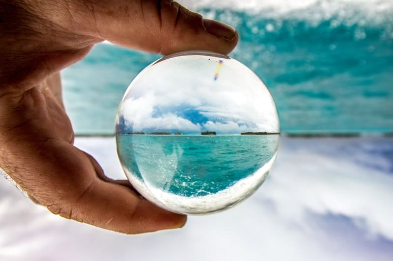 The Islands of Tahiti Photography Orb