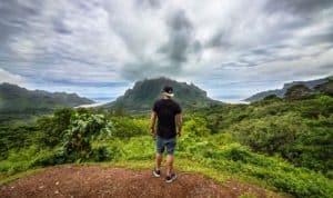 The Islands of Tahiti Moorea Magic Mountain