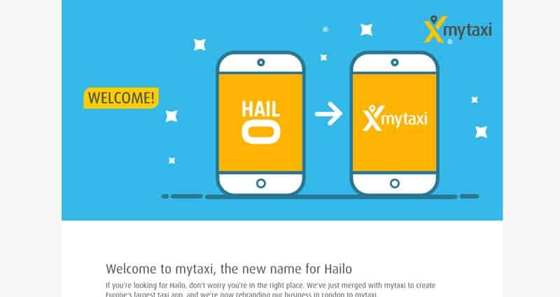 Hailo App