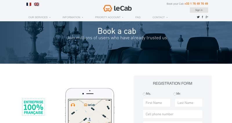 LeCab App
