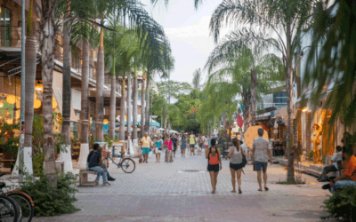 Playa del Carmen for Digital Nomads