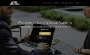 Summit Social Academy Home