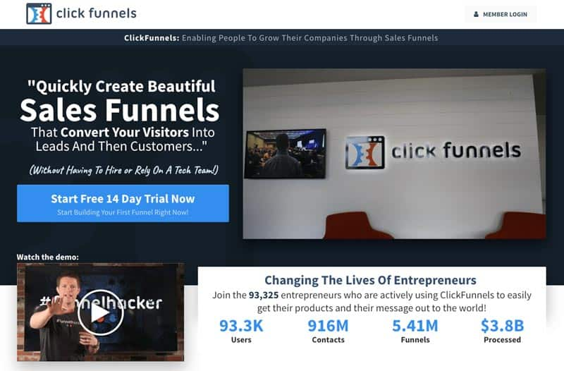 Best Affiliate Programs Clickfunnels