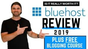 Bluehost Review 2019 WordPress Hosting