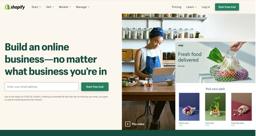 High Ticket Affiliate Programs Shopify