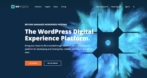 High Ticket Affiliate Programs WP Engine