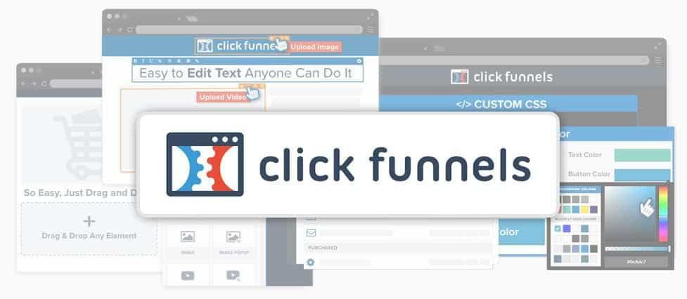 Clickfunnels features, clickfunnels landing page