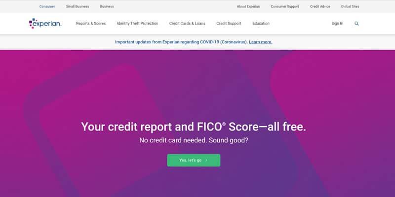 Experian credit card affiliate program